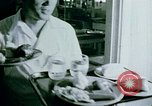 Image of Alien internment center dining facility Crystal City Texas USA, 1943, second 31 stock footage video 65675072068