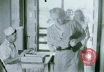 Image of Alien internment center dining facility Crystal City Texas USA, 1943, second 33 stock footage video 65675072068