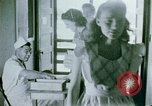 Image of Alien internment center dining facility Crystal City Texas USA, 1943, second 35 stock footage video 65675072068