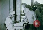 Image of Alien internment center dining facility Crystal City Texas USA, 1943, second 39 stock footage video 65675072068