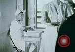 Image of Alien internment center dining facility Crystal City Texas USA, 1943, second 45 stock footage video 65675072068