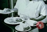 Image of Alien internment center dining facility Crystal City Texas USA, 1943, second 49 stock footage video 65675072068