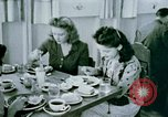 Image of Alien internment center dining facility Crystal City Texas USA, 1943, second 51 stock footage video 65675072068