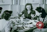 Image of Alien internment center dining facility Crystal City Texas USA, 1943, second 53 stock footage video 65675072068