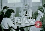 Image of Alien internment center dining facility Crystal City Texas USA, 1943, second 56 stock footage video 65675072068
