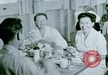 Image of Alien internment center dining facility Crystal City Texas USA, 1943, second 60 stock footage video 65675072068
