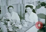 Image of Alien internment center dining facility Crystal City Texas USA, 1943, second 61 stock footage video 65675072068