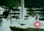 Image of Alien internment sewing projects Crystal City Texas USA, 1943, second 12 stock footage video 65675072071