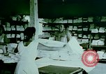 Image of Alien internment sewing projects Crystal City Texas USA, 1943, second 13 stock footage video 65675072071