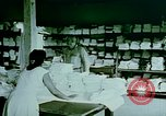 Image of Alien internment sewing projects Crystal City Texas USA, 1943, second 14 stock footage video 65675072071