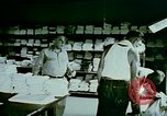 Image of Alien internment sewing projects Crystal City Texas USA, 1943, second 17 stock footage video 65675072071