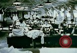 Image of Alien internment sewing projects Crystal City Texas USA, 1943, second 30 stock footage video 65675072071