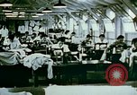 Image of Alien internment sewing projects Crystal City Texas USA, 1943, second 32 stock footage video 65675072071
