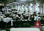 Image of Alien internment sewing projects Crystal City Texas USA, 1943, second 33 stock footage video 65675072071