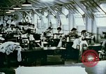 Image of Alien internment sewing projects Crystal City Texas USA, 1943, second 34 stock footage video 65675072071