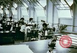Image of Alien internment sewing projects Crystal City Texas USA, 1943, second 38 stock footage video 65675072071
