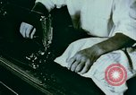 Image of Alien internment sewing projects Crystal City Texas USA, 1943, second 40 stock footage video 65675072071