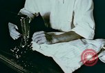Image of Alien internment sewing projects Crystal City Texas USA, 1943, second 45 stock footage video 65675072071