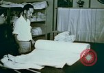 Image of Alien internment sewing projects Crystal City Texas USA, 1943, second 53 stock footage video 65675072071