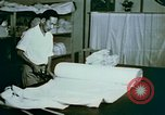 Image of Alien internment sewing projects Crystal City Texas USA, 1943, second 54 stock footage video 65675072071