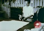 Image of Alien internment sewing projects Crystal City Texas USA, 1943, second 56 stock footage video 65675072071