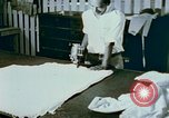 Image of Alien internment sewing projects Crystal City Texas USA, 1943, second 59 stock footage video 65675072071