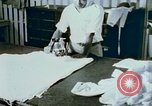 Image of Alien internment sewing projects Crystal City Texas USA, 1943, second 61 stock footage video 65675072071