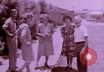 Image of Alien enemy internment center school Crystal City Texas USA, 1943, second 3 stock footage video 65675072073