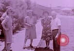Image of Alien enemy internment center school Crystal City Texas USA, 1943, second 4 stock footage video 65675072073