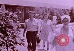 Image of Alien enemy internment center school Crystal City Texas USA, 1943, second 5 stock footage video 65675072073