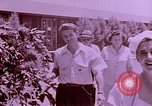 Image of Alien enemy internment center school Crystal City Texas USA, 1943, second 6 stock footage video 65675072073