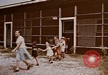Image of Alien enemy internment center school Crystal City Texas USA, 1943, second 23 stock footage video 65675072073