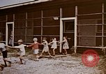 Image of Alien enemy internment center school Crystal City Texas USA, 1943, second 25 stock footage video 65675072073