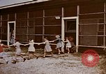 Image of Alien enemy internment center school Crystal City Texas USA, 1943, second 26 stock footage video 65675072073