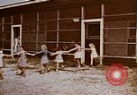 Image of Alien enemy internment center school Crystal City Texas USA, 1943, second 27 stock footage video 65675072073
