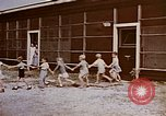 Image of Alien enemy internment center school Crystal City Texas USA, 1943, second 28 stock footage video 65675072073