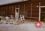 Image of Alien enemy internment center school Crystal City Texas USA, 1943, second 29 stock footage video 65675072073