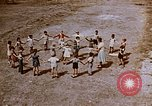 Image of Alien enemy internment center school Crystal City Texas USA, 1943, second 32 stock footage video 65675072073