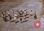 Image of Alien enemy internment center school Crystal City Texas USA, 1943, second 37 stock footage video 65675072073
