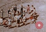 Image of Alien enemy internment center school Crystal City Texas USA, 1943, second 43 stock footage video 65675072073