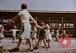 Image of Alien enemy internment center school Crystal City Texas USA, 1943, second 46 stock footage video 65675072073
