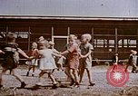 Image of Alien enemy internment center school Crystal City Texas USA, 1943, second 47 stock footage video 65675072073