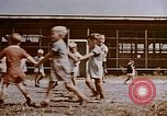 Image of Alien enemy internment center school Crystal City Texas USA, 1943, second 48 stock footage video 65675072073