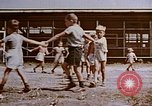 Image of Alien enemy internment center school Crystal City Texas USA, 1943, second 49 stock footage video 65675072073