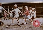 Image of Alien enemy internment center school Crystal City Texas USA, 1943, second 50 stock footage video 65675072073