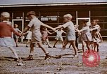 Image of Alien enemy internment center school Crystal City Texas USA, 1943, second 51 stock footage video 65675072073