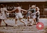 Image of Alien enemy internment center school Crystal City Texas USA, 1943, second 53 stock footage video 65675072073