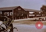 Image of Alien enemy internment center school Crystal City Texas USA, 1943, second 60 stock footage video 65675072073