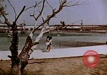 Image of Alien internment swimming pool during World War 2 Crystal City Texas USA, 1943, second 8 stock footage video 65675072074