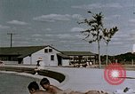 Image of Alien internment swimming pool during World War 2 Crystal City Texas USA, 1943, second 43 stock footage video 65675072074